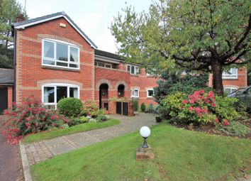 Thumbnail 2 bed flat for sale in Delahays Drive, Hale, Altrincham