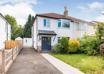 Thumbnail 3 bed semi-detached house for sale in Ringwood Drive, Leeds