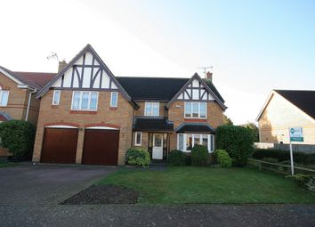 Thumbnail 5 bedroom detached house for sale in Balland Way, Wootton, Northampton