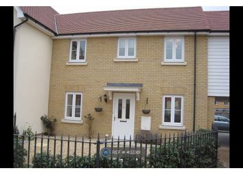 Thumbnail 2 bed terraced house to rent in Salamanca Way, Colchester