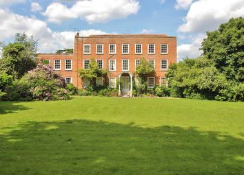 Thumbnail 2 bed flat for sale in Wood Lane, Beech Hill, Reading