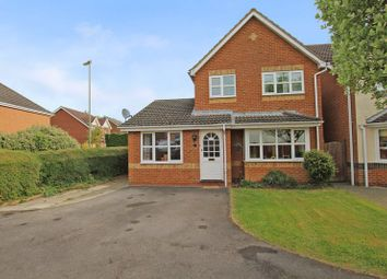 Thumbnail 3 bed detached house for sale in Hedgerow Close, Rownhams, Southampton