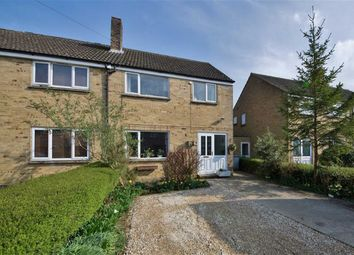 Thumbnail 4 bed semi-detached house for sale in Milford Place, Wootton, Woodstock