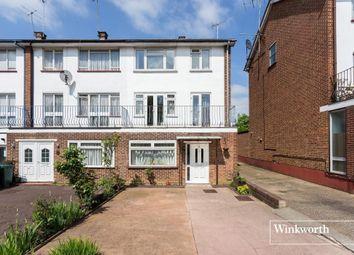 Thumbnail 5 bedroom end terrace house for sale in Wickliffe Avenue, Finchley, London