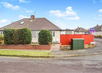 Thumbnail 2 bed semi-detached bungalow for sale in Warwick Road, Bradford