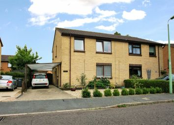 Thumbnail 3 bed semi-detached house for sale in Fountain Road, Rendlesham, Woodbridge