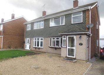 Thumbnail 3 bedroom semi-detached house for sale in Silverdale, Stanford-Le-Hope