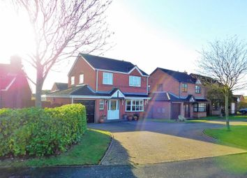 Thumbnail 3 bed detached house for sale in Chestnut Close, Handsacre, Rugeley