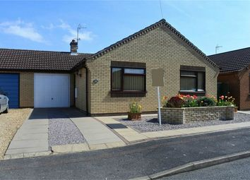 Thumbnail 2 bed detached bungalow for sale in Grebe Close, Whittlesey, Peterborough, Cambridgeshire
