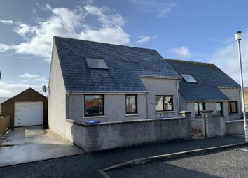 Thumbnail 3 bed semi-detached house for sale in Norderhoull, Voe, Shetland