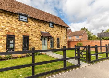 Thumbnail 3 bed semi-detached house for sale in Hubbards Farm Barns, Hubbards Close, Hillingdon/Uxbridge