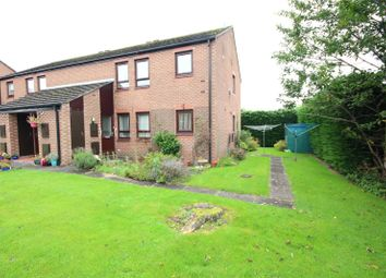 Thumbnail 2 bed flat for sale in 12 St. Peters Close, Carlisle, Cumbria
