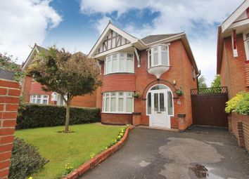 Thumbnail 3 bed detached house for sale in Longmore Avenue, Southampton