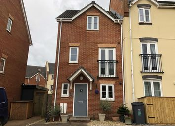 Thumbnail 4 bed end terrace house for sale in Caen View, Braunton