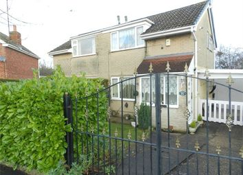 Thumbnail 2 bed semi-detached house for sale in Broad Inge Crescent, Chapeltown, Sheffield, South Yorkshire