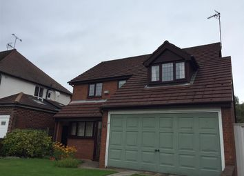 Thumbnail 4 bed property to rent in Paganel Drive, Dudley
