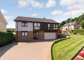 Thumbnail 4 bed detached house for sale in 11 Lyne Grove, Crossford, Dunfermline