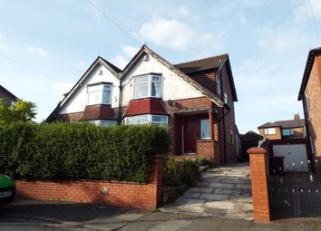 Thumbnail 3 bed semi-detached house for sale in Kingsway, Pendlebury, Swinton, Greater Manchester