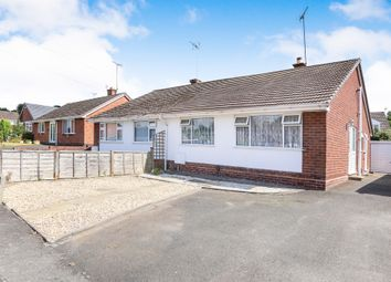 Thumbnail 2 bedroom semi-detached bungalow for sale in Lyndhurst Drive, Kidderminster