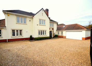 Thumbnail 5 bed detached house for sale in Desford Road, Narborough, Leicester