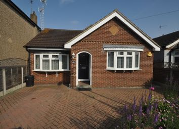 Thumbnail 3 bed detached bungalow to rent in Meadow Road, Hadleigh, Benfleet