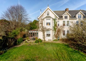 Thumbnail 8 bedroom semi-detached house for sale in Chagford, Newton Abbot, Devon