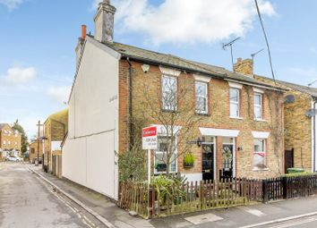 Thumbnail 2 bed semi-detached house for sale in Park Road, Esher