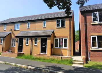 Thumbnail 3 bed end terrace house for sale in Walkerville Road, Catterick Garrison