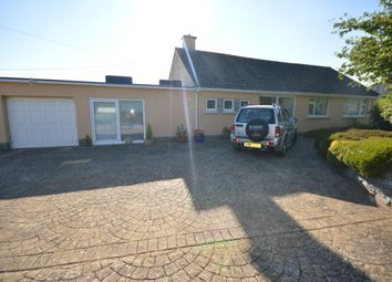 Thumbnail 3 bedroom bungalow to rent in Woodway Street, Chudleigh, Newton Abbot