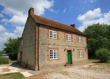Thumbnail 4 bed farmhouse to rent in Great Haseley, Oxford