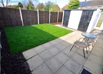Thumbnail 2 bed semi-detached bungalow for sale in Aigburth Grove, Moreton, Wirral