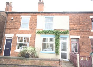 Thumbnail 2 bedroom terraced house to rent in Lower Park Street, Stapleford, Nottingham