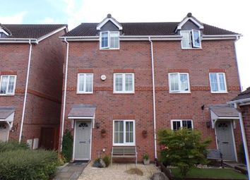 Thumbnail 4 bed semi-detached house for sale in Mildenhall Way Kingsway, Quedgeley, Gloucester, Gloucestershire