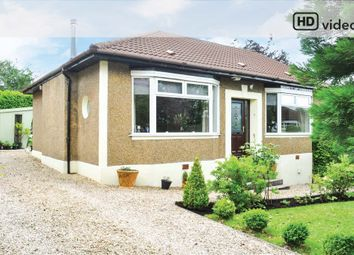 Thumbnail 3 bed semi-detached bungalow for sale in Hillfoot Avenue, Bearsden, Glasgow