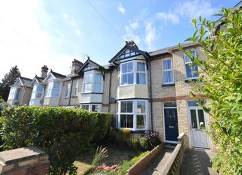 3 bed terraced house for sale in Abbotsbury Road, Newton Abbot, Devon TQ12