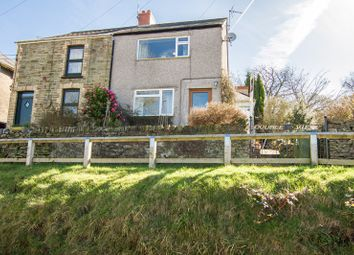 Thumbnail 2 bed semi-detached house for sale in Upper Road, Pillowell, Lydney