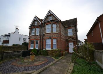 Thumbnail 3 bedroom maisonette to rent in St. Pauls Road, Clacton-On-Sea
