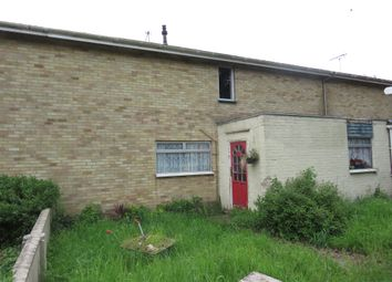 Thumbnail 2 bed terraced house for sale in Almond Grove, Thetford