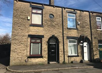 Thumbnail 3 bed end terrace house for sale in Lees Street, Shaw, Oldham