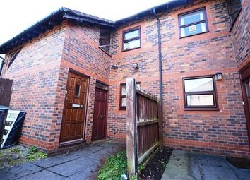 Thumbnail 1 bed flat for sale in Rogerstone Avenue, Penkhull, Stoke-On-Trent