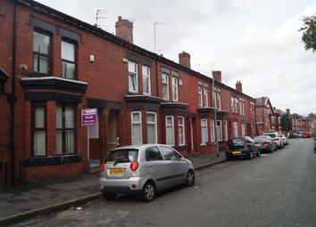 Thumbnail 3 bed terraced house to rent in Greville Street, Longsight
