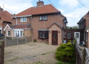 Thumbnail 3 bed semi-detached house for sale in Harwich Road, Wix, Manningtree