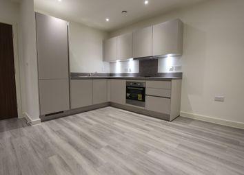 Thumbnail 2 bedroom flat to rent in Moorhen Drive, Tyrrel Way, Hendon