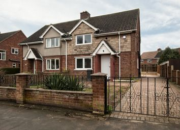 Thumbnail 6 bed semi-detached house for sale in Sideley, Kegworth, Derby