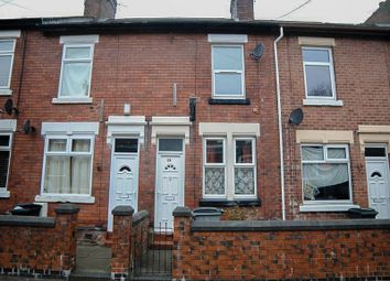 Thumbnail 2 bed terraced house to rent in Buccleuch Road, Longton, Stoke-On-Trent