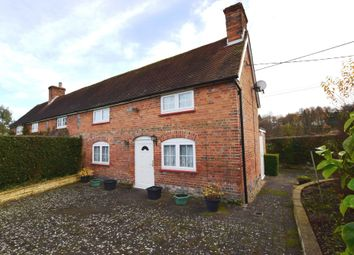 Thumbnail 2 bed semi-detached house for sale in Mill Green, Headley, Thatcham