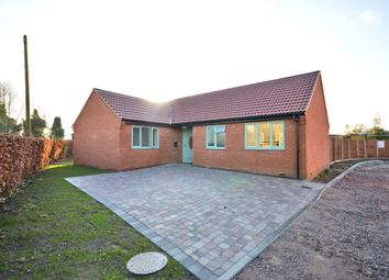 Thumbnail 3 bed detached bungalow to rent in Cook Road, Holme Hale, Thetford