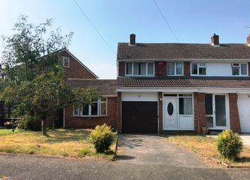 Thumbnail 3 bed semi-detached house for sale in Poole Crescent, Brownhills, Walsall