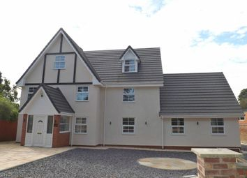 Thumbnail 5 bed detached house for sale in Hooton Road, Hooton, Ellesmere Port