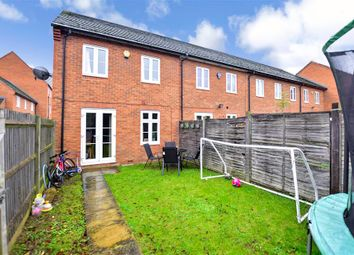Thumbnail 3 bed end terrace house for sale in Archer Court, Kemsley, Sittingbourne, Kent